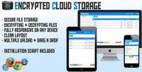 Encrypted-Cloud-Storage