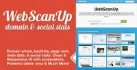 webscanup-domain-review-seo-stats-checker