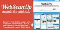 webscanup-domain-review-seo-stats-checker