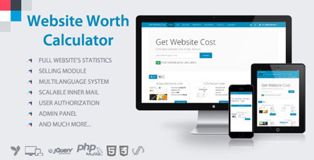 website-worth-calculator