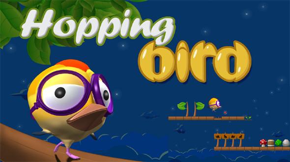دانلود سورس کد codecanyon – Hopping Bird Game With AdMob