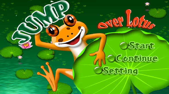 دانلود سورس کد codecanyon – JumpOverLotus Game With AdMob