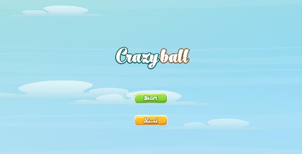 دانلود سورس کد codecanyon – Crazy Ball – Android Game With Admob And Facebook Share