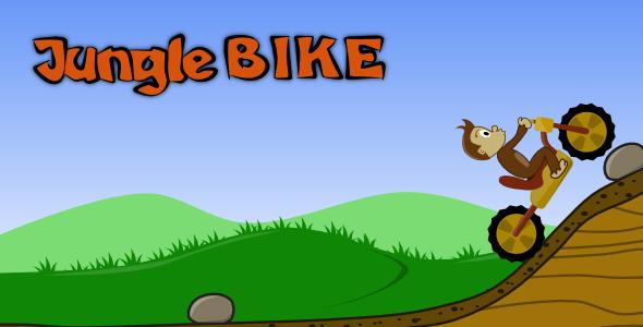 دانلود سورس کد codecanyon – Jungle Bike