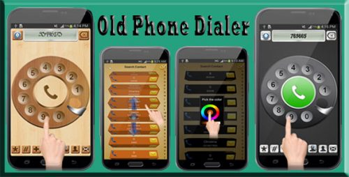 دانلود سورس codecanyon – Old Phone Dialer with Admob and StartApp