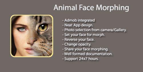 دانلود سورس codecanyon – FotoMix – Animal Face Morphing