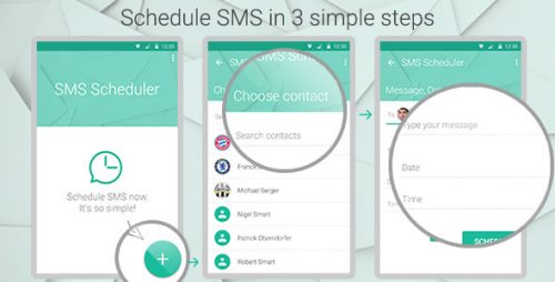دانلود سورس codecanyon – SMS Scheduler