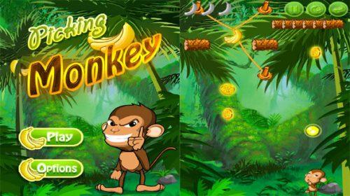 دانلود سورس codecanyon – Picking Monkey Game With AdMob