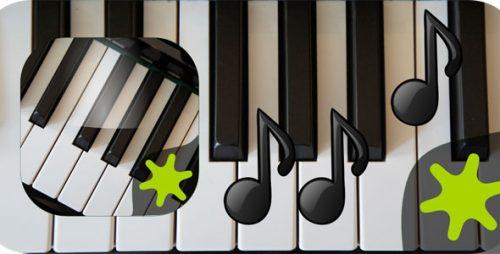 دانلود سورس پیانو اندروید Piano Instrument Application with Admob