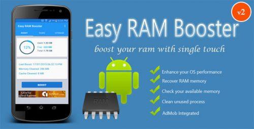دانلود سورس codecanyon – Easy RAM Booster
