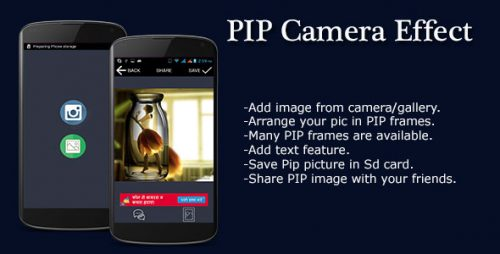 دانلود سورس codecanyon – PIP Camera Effect