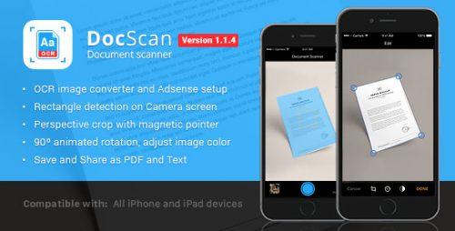 دانلود سورس DocScan v1.1.4 – Document Scanner