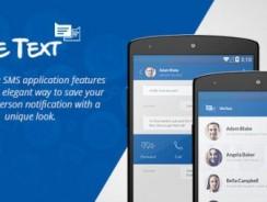 دانلود سورس codecanyon – WeText – Mobile SMS Application with AdMob