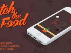 دانلود سورس codecanyon – Catch The Food iOS