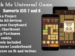 دانلود سورس codecanyon – Unblock Me Universal Game Swift