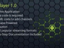 دانلود سورس نمایش آنلاین ویدئو codecanyon – SkyPlayer Android TV/Radio player