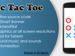 دانلود سورس codecanyon – Tic Tac Toe Game with AdMob