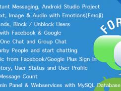 دانلود سورس کد codecanyon – Fortin GCM Chat v3.0 – Location, Group, Individual