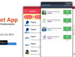 دانلود سورس کد codecanyon – POCKET v1.4 – Android Rewards App + Webpanel 1.4