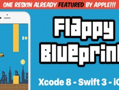 Flappy Blueprint – The Ultimate Template in iOS10 and Swift 3