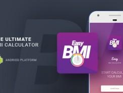 دانلود سورس کد codecanyon – Easy BMI Calculator | Android Studio Mobile Application