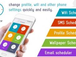 دانلود سورس کد codecanyon – Scheduler – Wifi, SMS, Profile
