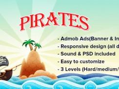 دانلود سورس کد codecanyon – Pirates Empires – Android Game With Admob