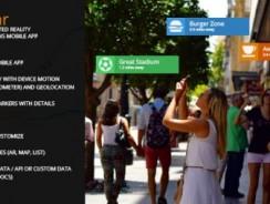 دانلود سورس کد codecanyon – near – Augmented Reality Locations Mobile App