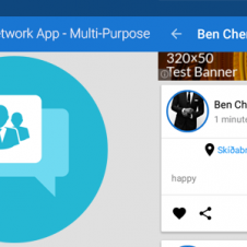 Advanced Social Network App – Multi-Purpose