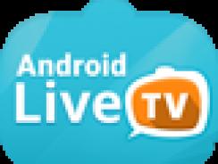 دانلود سورس تلویزیون زنده با متریال دیزاین Android Live TV with Material Design